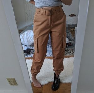 FOREVER 21 cargo pants military